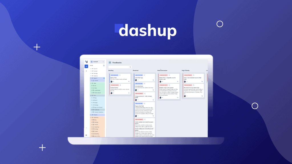Dashup | Best Work Management Tool 2