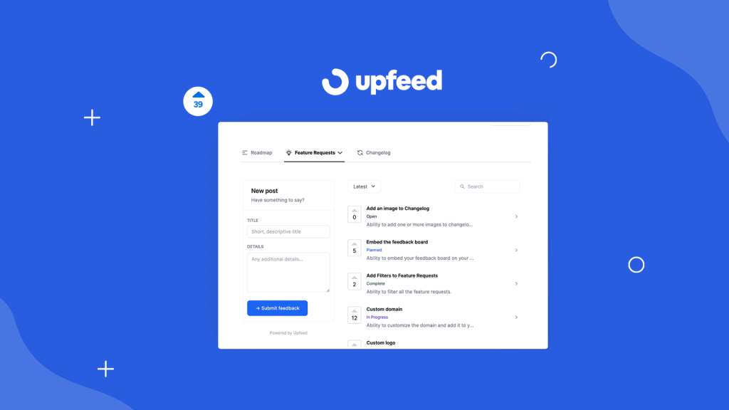 Upfeed Lifetime Deal