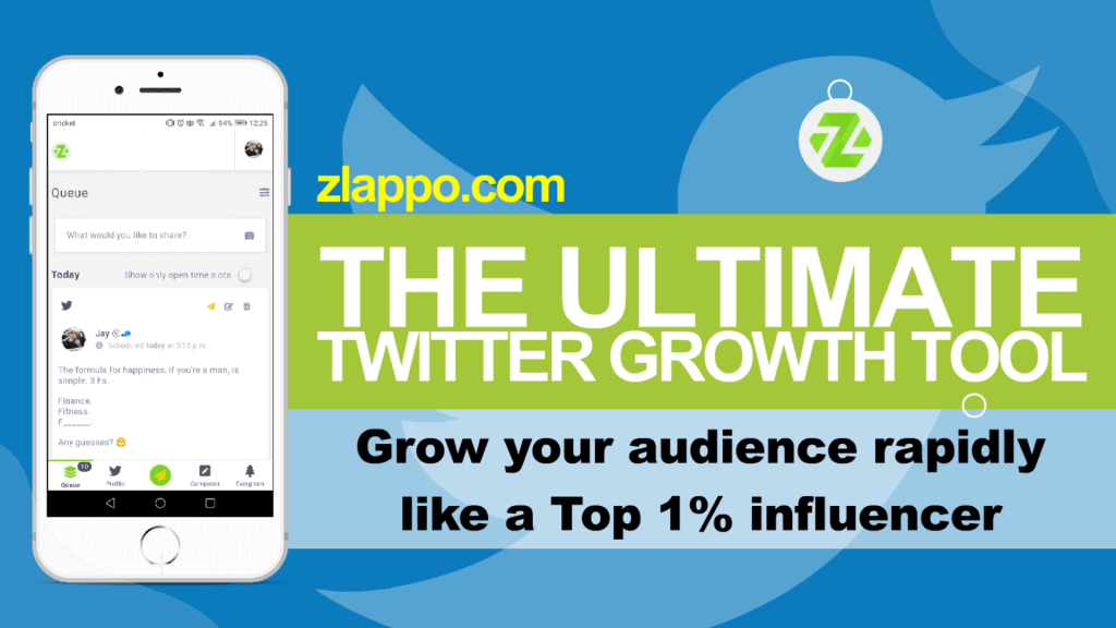 Zlappo | The Ultimate Twitter Growth 1