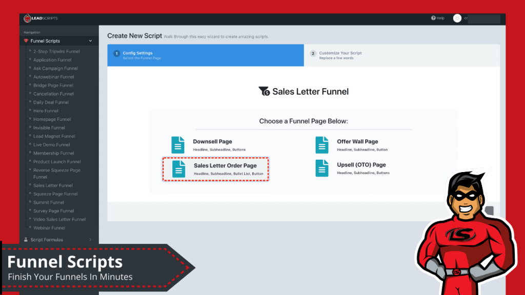 LeadScripts | The Best Funnel Scripts Software 3
