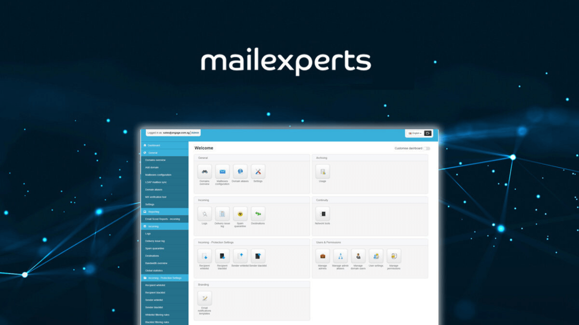 MailExperts | Secure Your E-Mail At Ease 1