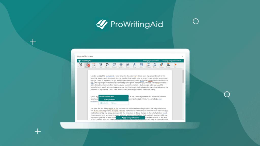 ProWritingAid | Best Grammar Checker & Editing Tool 1