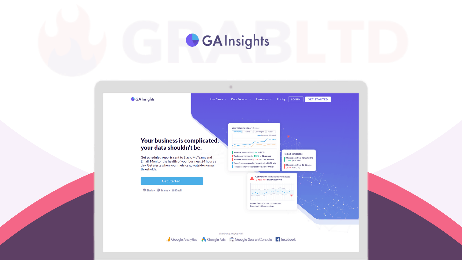 GA Insights Lifetime Deal