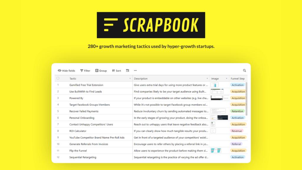 Scrapbook Lifetime Deal
