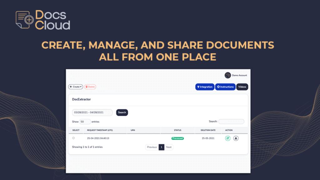 DocsCloud   Simplifying Your Business Documentation 1