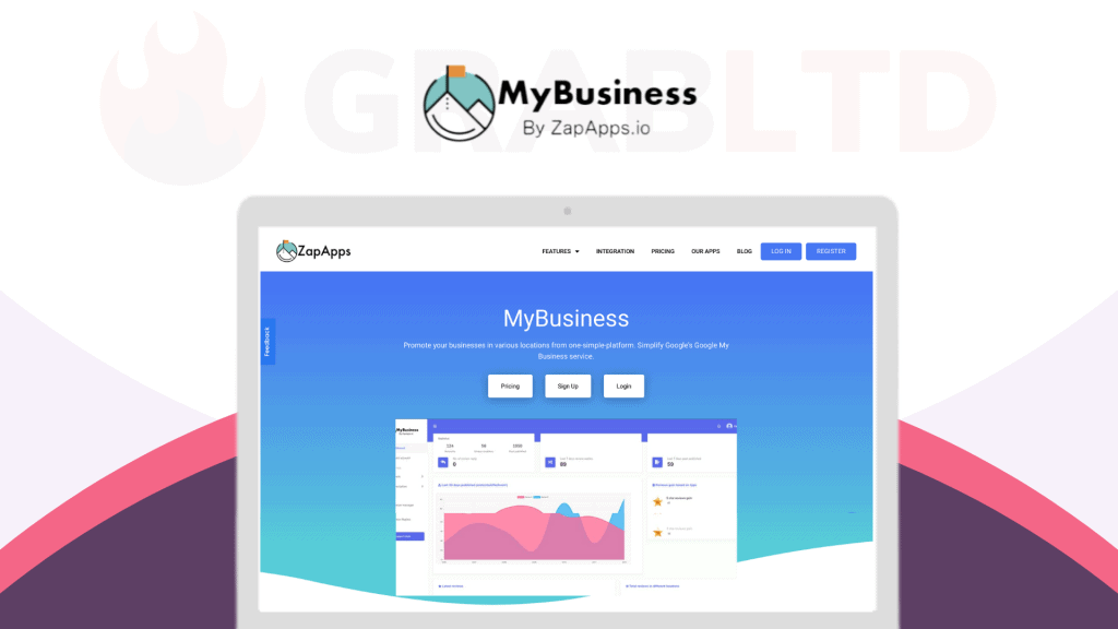 MyBusiness by ZapApps Lifetime Software Deal