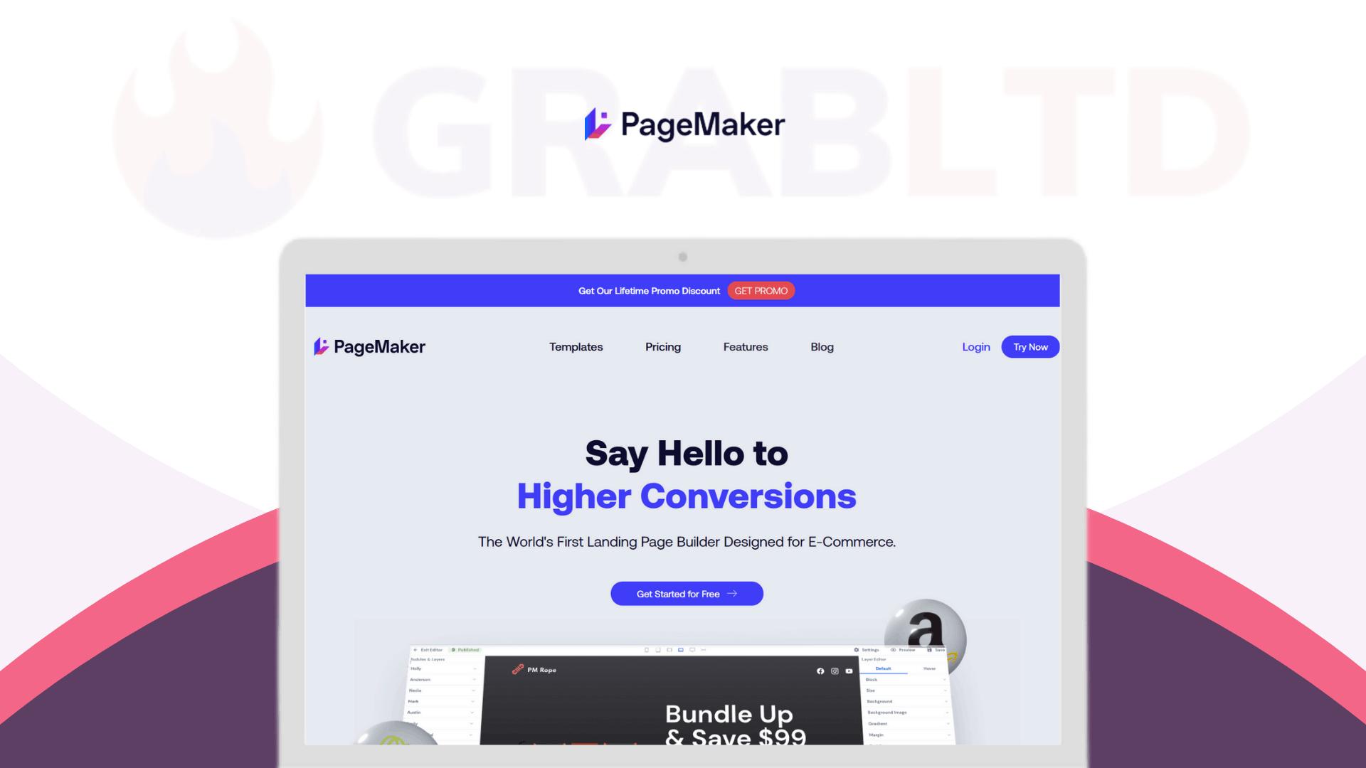 PageMaker Lifetime Deal