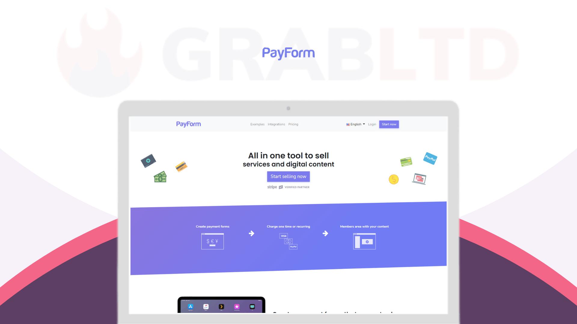 PayForm Lifetime Deal