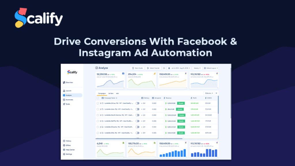 Scalify   Scale Your Facebook and Insta Ad Campaigns 1