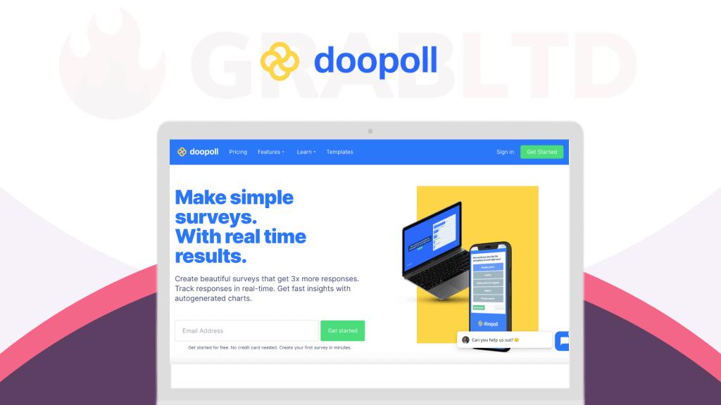 doopoll Lifetime Deal