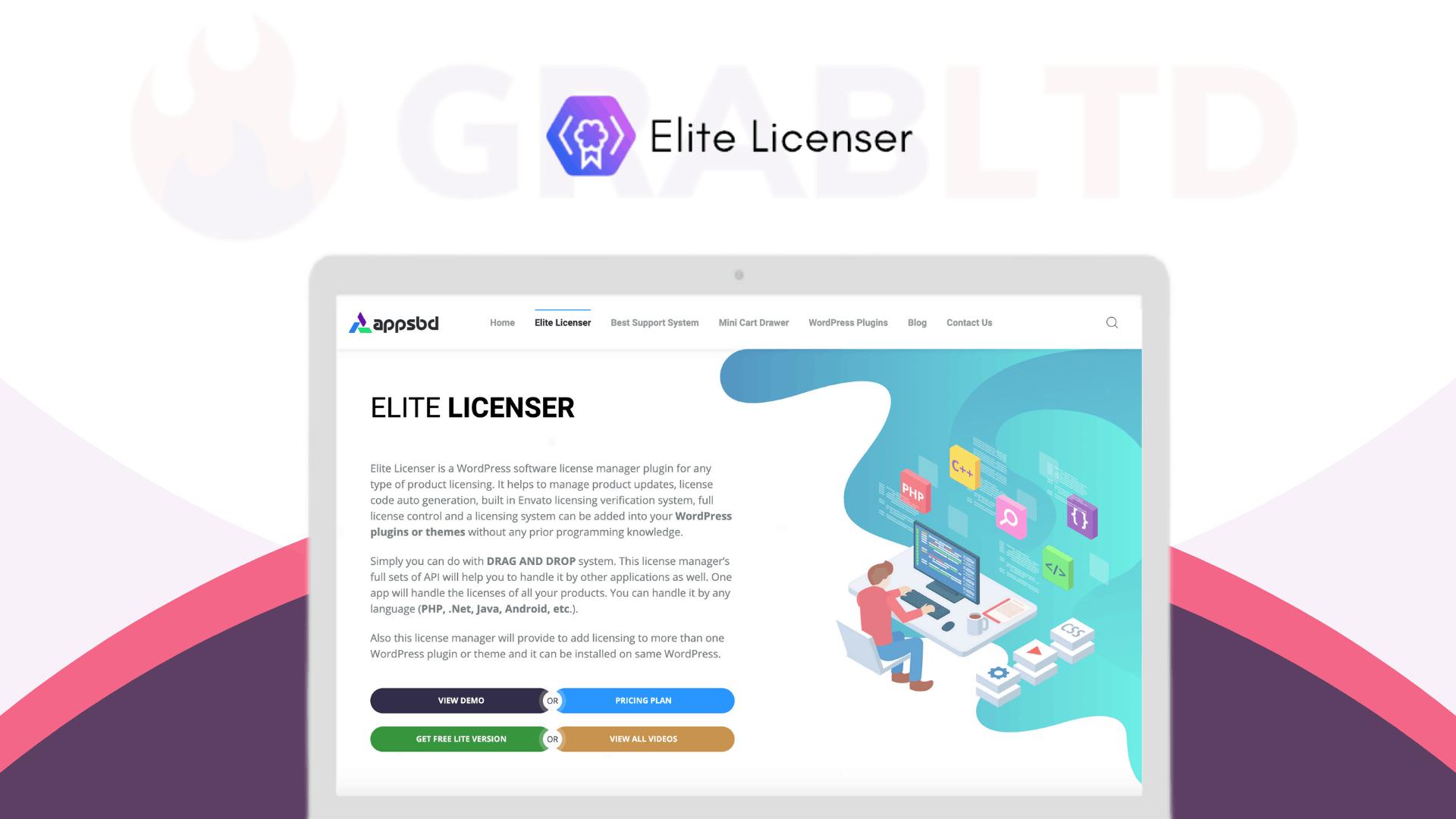 Elite Licenser | Software License Manager For WordPress 1