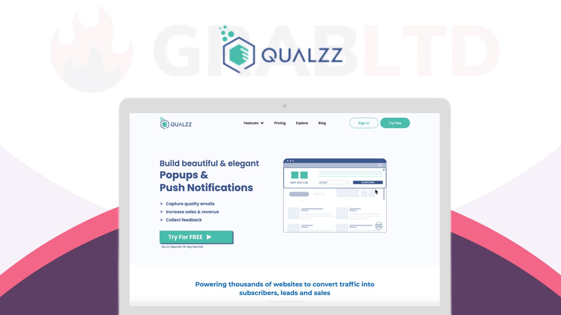 Qualzz | Optinly, Optinmonster, Gravitec Alternative 1