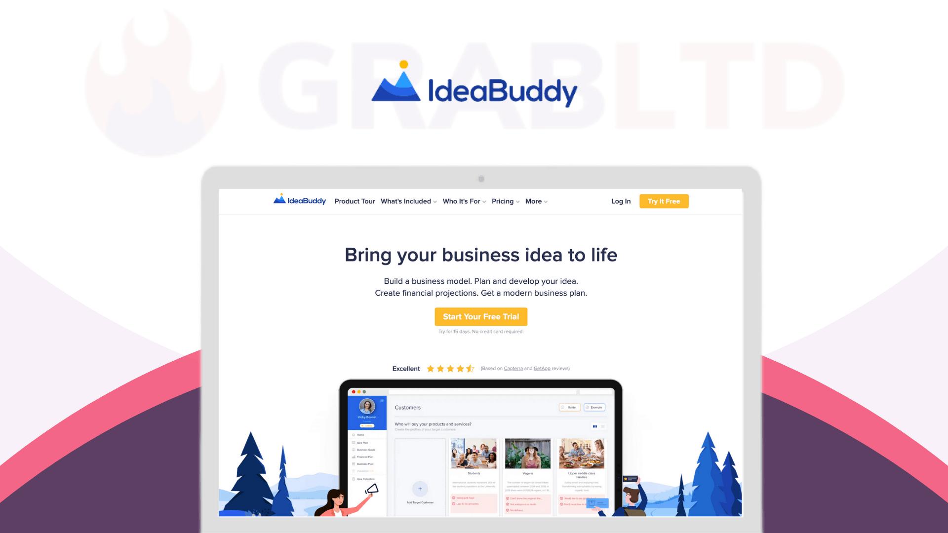 IdeaBuddy | Innovative Business Planning Software 1