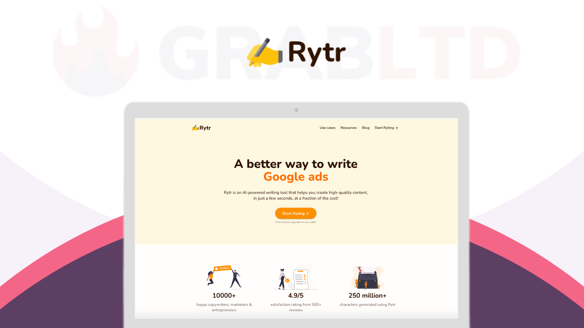 Rytr | AI Writer, Content Generator & Writing Assistant 1