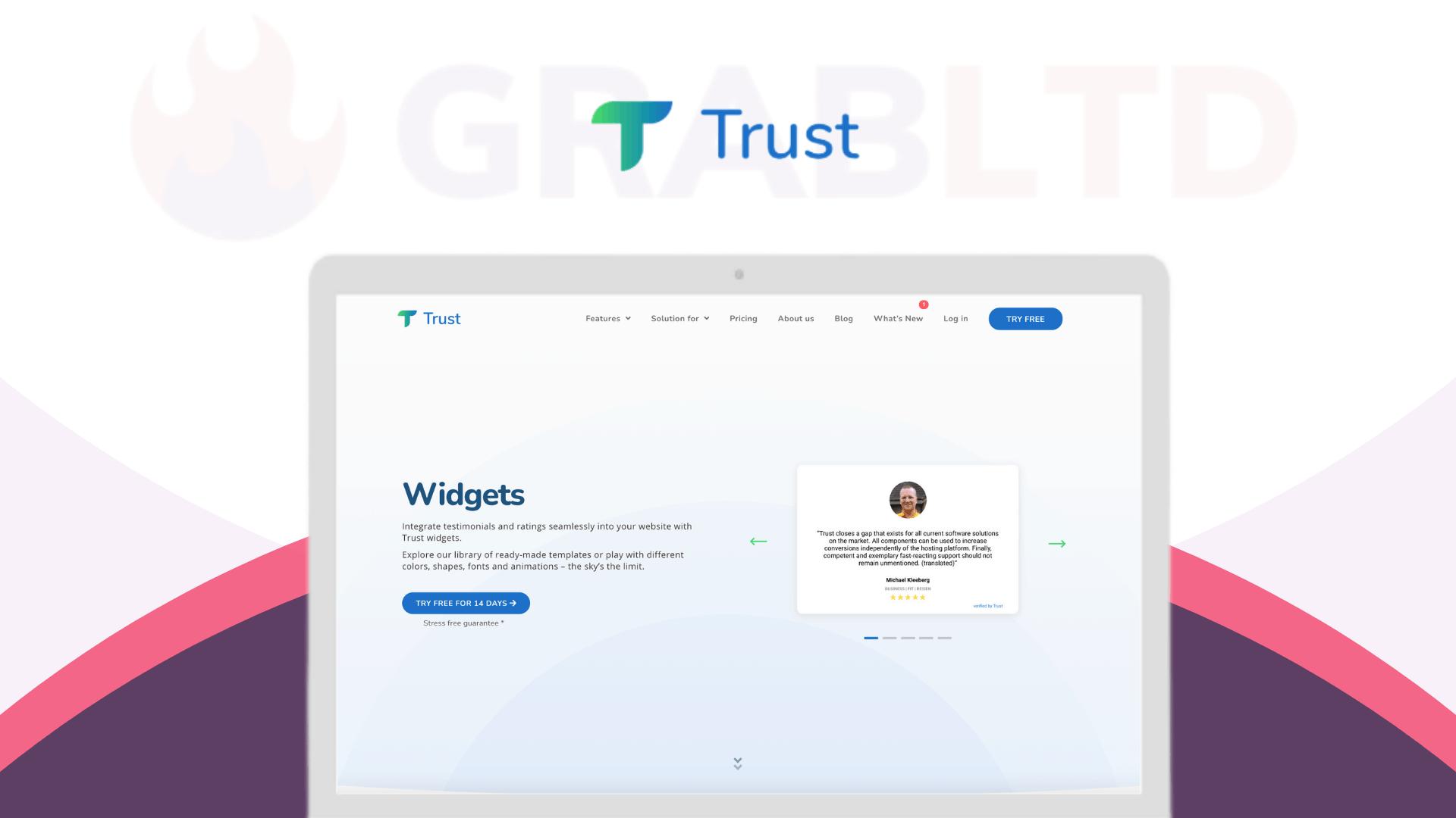Trust | Testimonial & Rating Platform for Real Customer 1