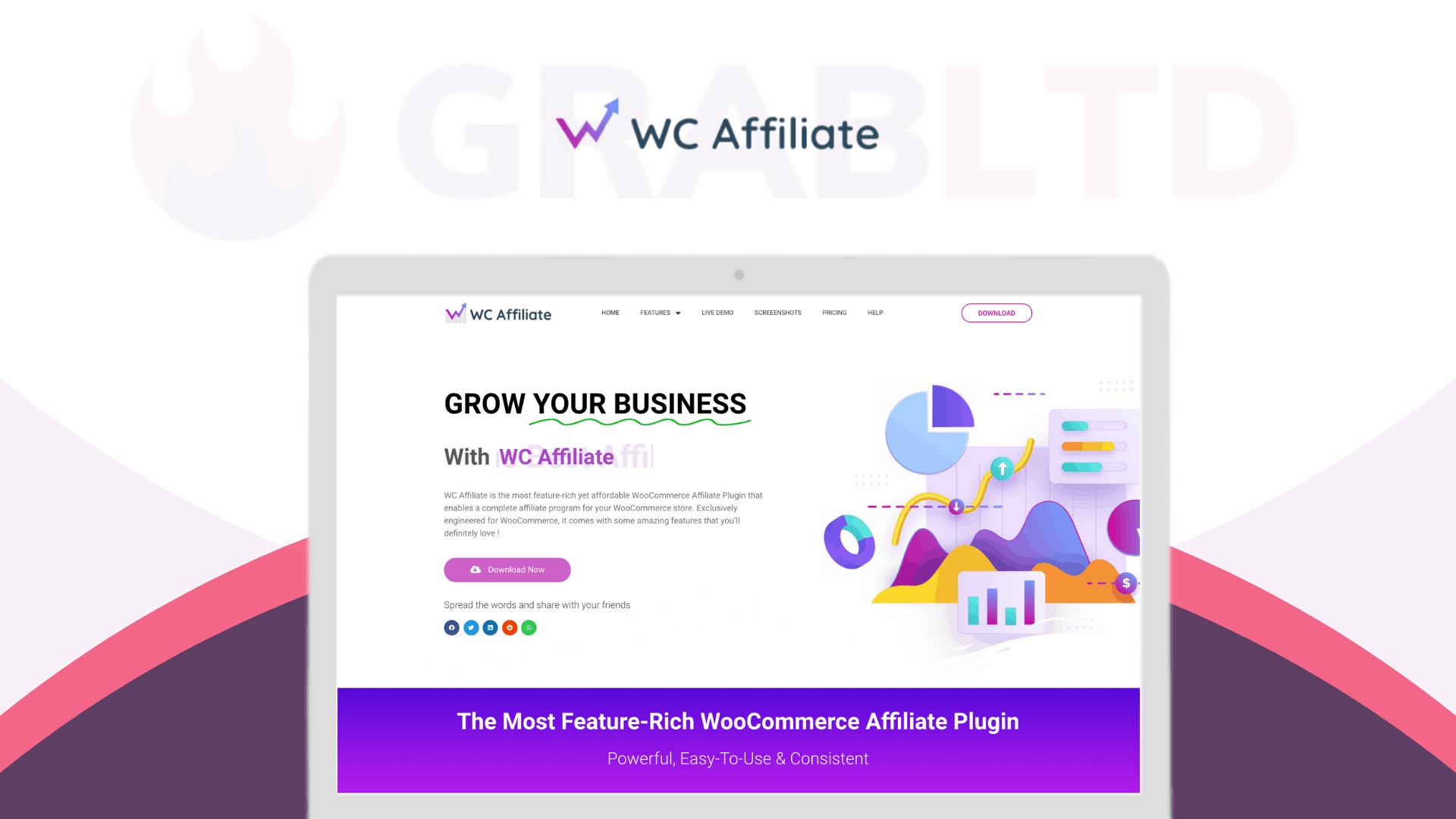 WCAffiliate | The #1 WooCommerce Affiliate Plugin 1