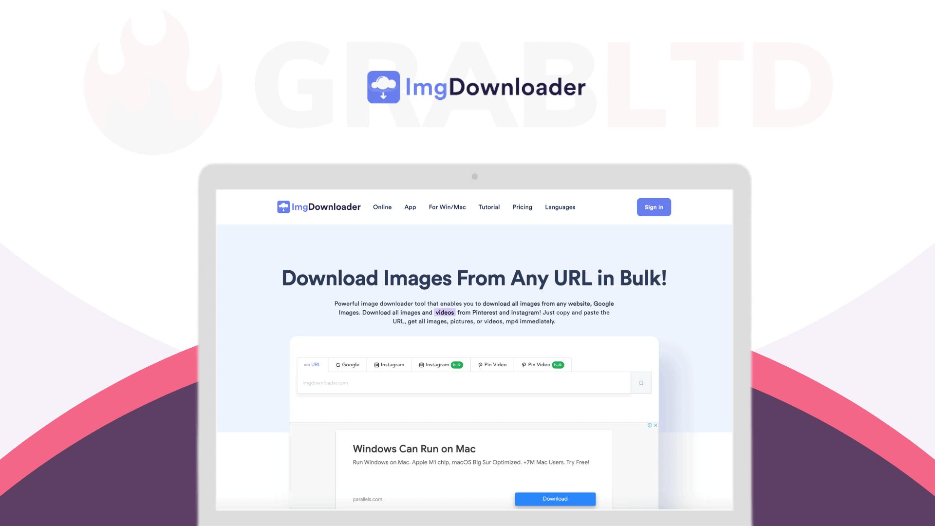 ImgDownloader | A Powerful Image Downloading Tool 1
