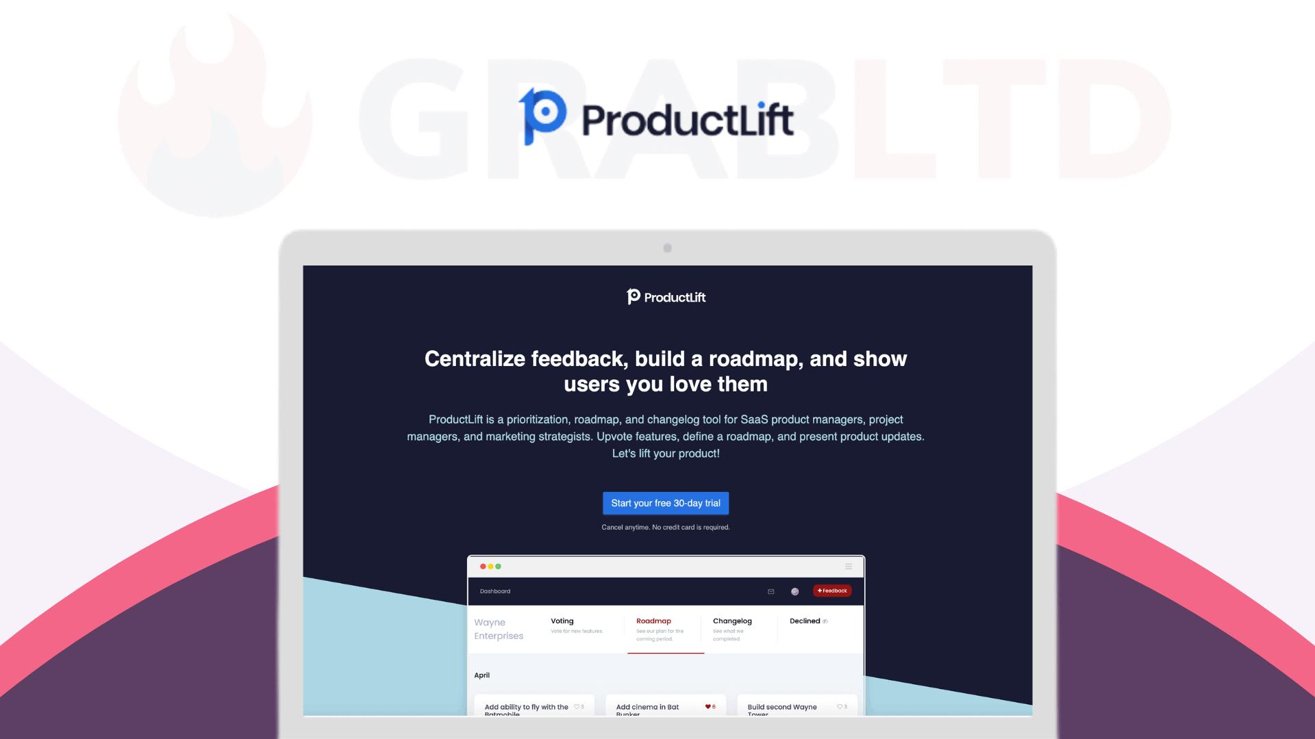 ProductLift   Ultra-flexible Roadmap & Changelog Tool 1