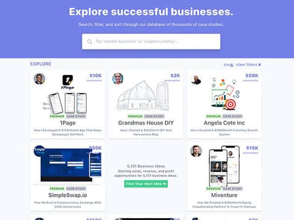 Starter Story | Business Case Studies & Stories 2