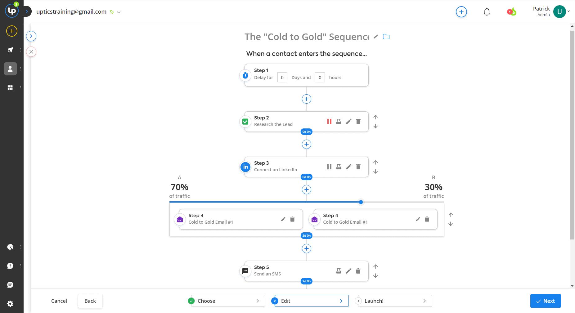 Uptics | All-in-one Sales Automation Platform 2