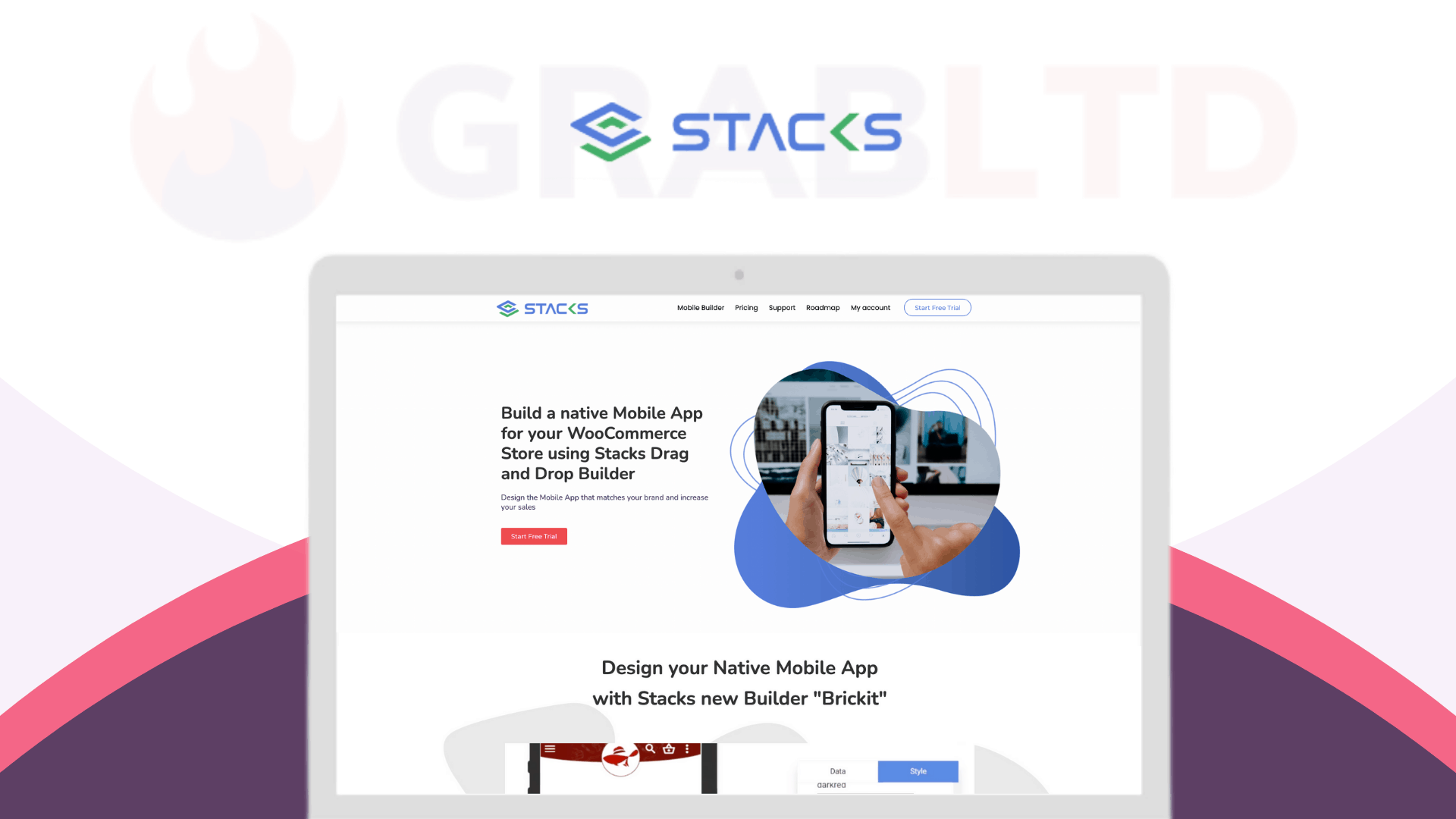 Stacks   Build a Native Mobile App for your WooCommerce 1
