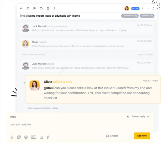 ThriveDesk | Helping Startups Thriving Customer Support 2